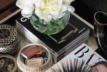 STYLING / ideas for those 'finishing touches' that truly make a space great!