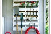 Ellát-LAK kert / fenntartható kertészeti megoldások, újrahasznosított anyagokkal