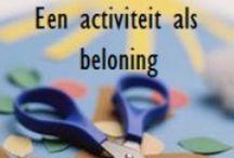 Beloningen / Allemaal leuke ideetjes om kinderen leuk en origineel te belonen. Voor groep 1 t/m 8.