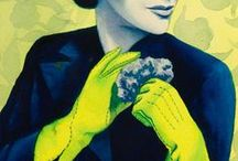 The Glove Effect / Visual power of glove as a component of film image composition.