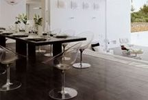 Dining Room Inspiration / Inspirational dining room setting ideas by Metro Tiles.