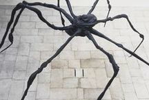 I Have Been to Hell and Back / Under this title, Museo Picasso Málaga is hosting a great exhibition devoted to Louise Bourgeois during summer 2015. The sculpture 'Spider' is being the inspiration for many of our visitors, who are sharing their pictures at the social media. Here you are a selection of them.
