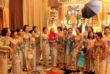 Bridesmaid 'Kebaya'