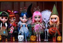 Blythe Halloween