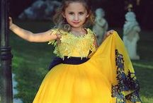 ♡ Flower Girl's Dresses ♡ / flower girl's dresses