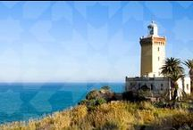 MOR TANGIER / One of the most evocative places in Morocco, the name Tangier immediately conjures up images of an exotic city – bright white buildings under a hot sun blazing down from a clear blue sky. Tangier is the European gateway to our much loved Kingdom.