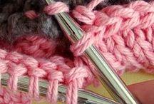 strikketips - knitting tec.