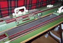 Maskinstrikking -machine knitting