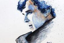 Sherlock Art