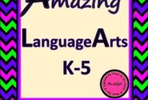 Amazing Language Arts K-5 / AMAZING IDEAS from AMAZING TEACHERS.  If you would like to start pinning to this collaborative board you can leave a message at my store at  https://www.teacherspayteachers.com/Store/Janeice-Wright   Remember, you will need to follow the boards to be added.   Your Amazing educational products are welcome.  Please also include some FREE items and INTERESTING EDUCATIONAL IDEAS and BLOG POSTS that would be of interest to teachers.