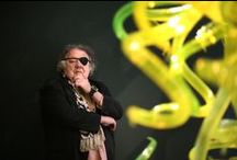 Dale Chihuly / Chihuly is widely regarded as the most exciting and spectacular artist working in contemporary glass.