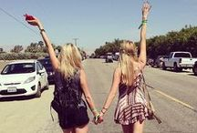 BFF = Best Friends Forever ♥ / Just remember friends come and go, but the real ones will always stay ♥