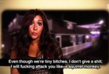 I'm Going To Jersey Shore Bitch!!! ;D / This show... I've watched EACH and EVERY season from the beginning... #JERZDAY ;)
