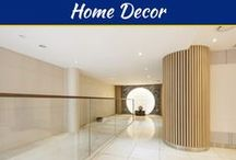 Home Décor / MyDecorative.Com an epitome of décor presents articles on how to add style and décor to your home to look awesome at same time comfortable and functional. Home décor ideas and DIY home décor and effective interior decoration for office.