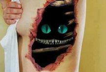 Tattoos / by Sara Cooper
