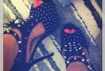 Shoes:) / by Brenna Varga