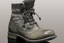Tough Rockin' Boots / Goes with everything / by Sanka Dread