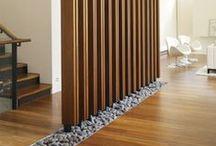 Interiores (madera) / Diseño, decoración, arquitectura #interior realizada en #madera. #wood #interior #architecture #design