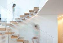 Escaleras (madera) / #Escaleras realizadas en #madera. #wood #stairs