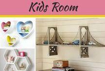 Kids Room Ideas / We'll share latest Kids room decor Ideas here.