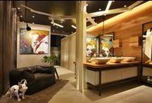 Restroom - CasaCor Rio de Janeiro 2013 / Casacor Na Península 2013 - Rio de Janeiro - Brazil #architecture #design #mostra #riodejaneiro #Brazil #casacor