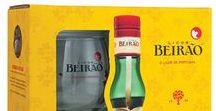 Estojos Licor Beirão / O Licor Beirão é um líquido precioso, fruto de uma receita secreta e conhecido por todos. Igualmente conhecida é a sua capacidade de inovar: constantemente o Licor Beirão apresenta novos estojos.
