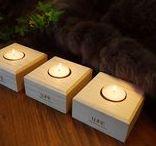 Navidad en madera / Christmas, manualidades, decoración,... para Navidad. #Christmas #Navidad #wood #madera #lovewood