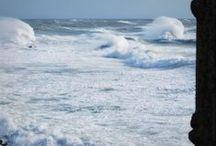 ◊ La Mer/ The sea /  Chez moi et ailleurs #sea #mer #westcoast #côteouest