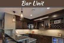 Bar Design / Here we'll share latest bar design ideas.