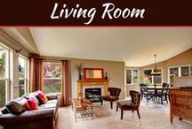 Living Room Design / Here we'll discuss some innovative living room design and decoration ideas.
