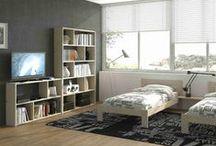 Ambientes LUFE / Composiciones donde puedes ver los distintos productos LUFE en diferentes ambientes.