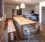 Mesas LUFE / Mesas LUFE de madera maciza a muy buen precio y fácil montaje. Muebles personalizables gracias a diferentes accesorios y acabados. #MueblesLUFE #MueblesDeMadera #Mesa #Mesas #MesasDeMadera