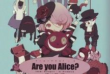 are you alice /  nao d