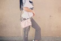 REBECCA MINKOFF / The  American designer that is booming on leather handbags at the moment.