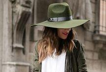 Sombreros y Gorros / Di sí a los sombreros em www.elrincondemoda.com #ElRinconDeModa #erdm