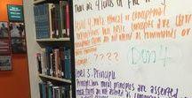 Scene around Joyner / Events and exhibits in Joyner Library and around ECU's campus.