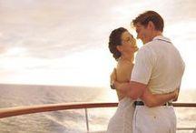Inspiratie voor trouwen op het water / Deze pin repinnen wij om jullie nog meer te inspiratie te geven! #naupar #huwelijk #trouwen