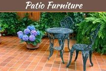 Patio Ideas / Here we share latest stuff on patio furniture, patio chairs, patio sets, patio slabs, patio pavers, patio stones and many more innovative patio design ideas.