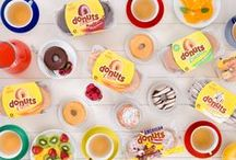 Celebra com Donuts®
