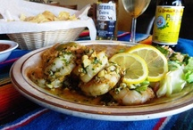 Seafood / by Guillermo's Restaurante