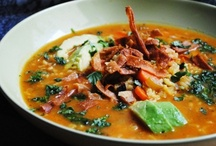 Soups & Salads / by Guillermo's Restaurante
