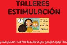 TALLERES DE ESTIMULACIÓN