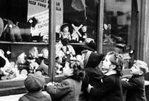 Vintage Schaufenster / Shopping Windows / Schöne alte Schaufenster & Geschäfte