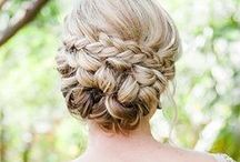 Hairstyles for the big day!