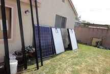 Solar Services / Treeium, solar services in California / by Treeium