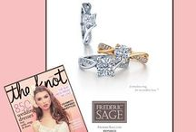 Frederic Sage / Frederic Sage designs some of the world's most innovative hand-made Bridal Rings and Jewelry.