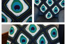 Crochet and knit projects / Projects that I would Ike to do or have done.  Or maybe projects that I know will never happen but I like to look at them anyway! / by Audra Sieber