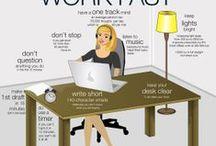7- Werk: productiviteit, time management, succes
