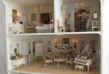 Miniatures diorama and dollhouses / by Marzia Piccinini