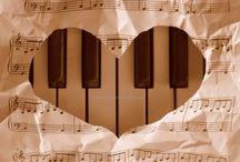 ~music~ / by Linda Prentice Goodpaster